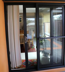 Double glazed sliding glass door installed in perth
